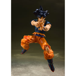 S. H. Figuarts Dragon Ball Super SON GOKU Ultra Instinct
