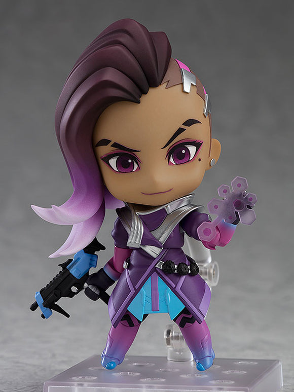 Nendoroid - Overwatch Sombra Classic Skin Edition