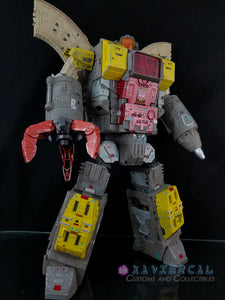 Xavier Cal Custom Transformers Generations War For Cybertron - Omega Supreme