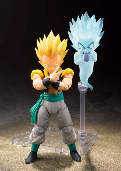 S.H. Figuarts - Dragon Ball Z - Super Saiyan Gotenks Pre-order