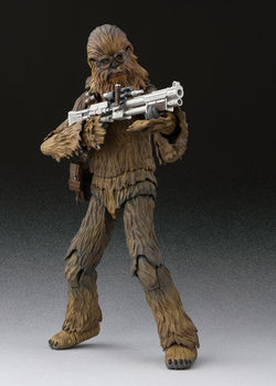 S.H. Figuarts - SOLO Solo: A Star Wars Story - Chewbacca