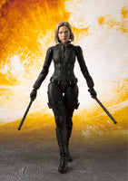S. H. Figuarts Avengers: Infinity War - Black Widow & Tamashii Effect Explosion Pre-order