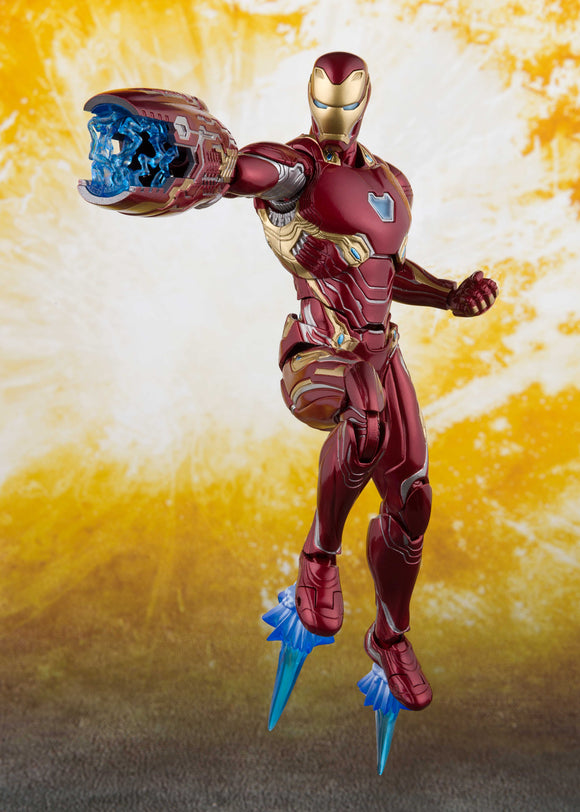 S. H. Figuarts Avengers: Infinity War - Iron Man Mark 50 Reissue