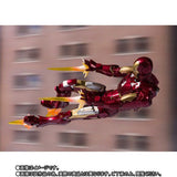 S.H. Figuarts The Avengers - Iron Man Mark 7