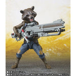 S. H. Figuarts Avengers: Infinity War - Rocket Raccoon Tamashii Web Exclusive