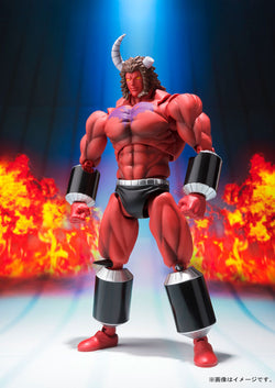 S. H. Figuarts Kinnikuman - Buffaloman (10,000,000 Power Version)