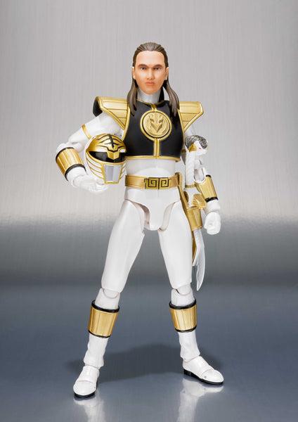 S. H. Figuarts Mighty Morphin Power Rangers - White Ranger Pre-order