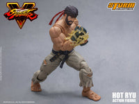SDCC Hot Ryu Street Fighter V Storm Collectibles 1:12