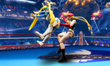 S. H. Figuarts Street Fighter Rainbow Mika