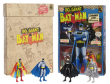 SDCC 2019 Mattel - DC Comics The Strange Lives of Batman Action Figure Multipack