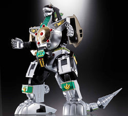 Soul Of Chogokin GX-78 Power Rangers - Dragon Caeser / Dragonzord