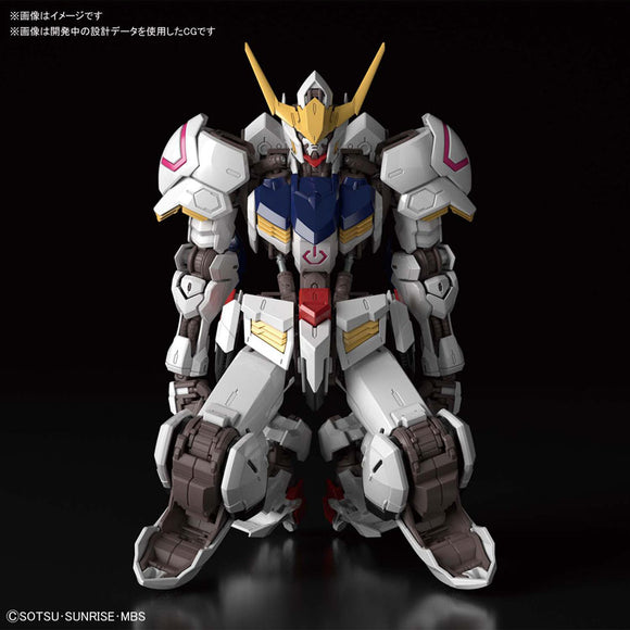 Gundam 1/100 MG Gundam Iron Blood Orphans IBO - Gundam Barbatos Pre-order
