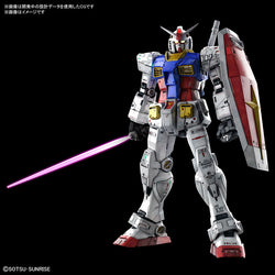 Gundam PG UNLEASHED 1/60 RX-78-2 Gundam Model Kit Pre-order