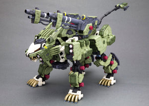 Zoids 1/72 HMM Series - Liger Zero Panzer Marking Plus Version Model Kit