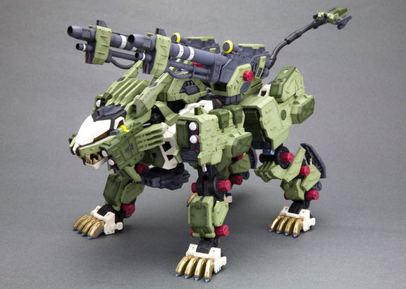 Zoids 1/72 HMM Series - Liger Zero Panzer Marking Plus Version Model Kit Pre-order