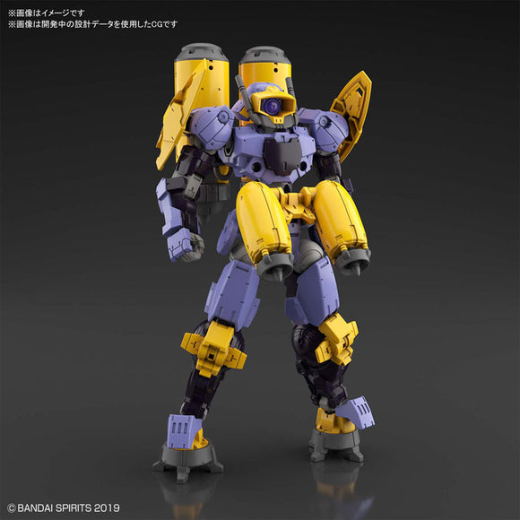 30 Minute Mission 1/144 30 MM bEXM-15 Porta Nova Marine Type Purple