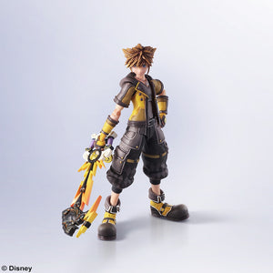 KINGDOM HEARTS III BRING ARTS SORA (GUARDIAN FORM VER.)
