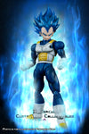 Xavier Cal Custom S. H. Figuarts Dragon Ball Super Saiyan Blue God- Limit Breaker Vegeta