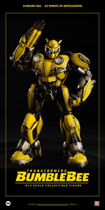 ThreeA Toys DLX Scale Collectible Series Transformers Bumblebee Movie - Bumblebee Pre-order