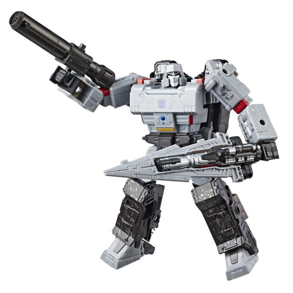 Transformers War for Cybertron: Siege Voyager Megatron