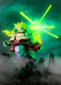 FiguartsZERO Dragonball Z -	Super Saiyan Broly -The Burning Battles