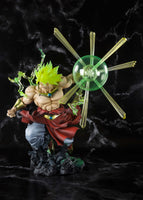 FiguartsZERO Dragonball Z -	Super Saiyan Broly -The Burning Battles Pre-order