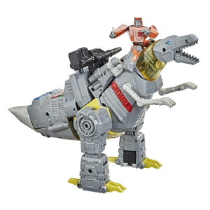 Transformers Studio Series 86-06 Leader Grimlock & Wheelie Pre-order