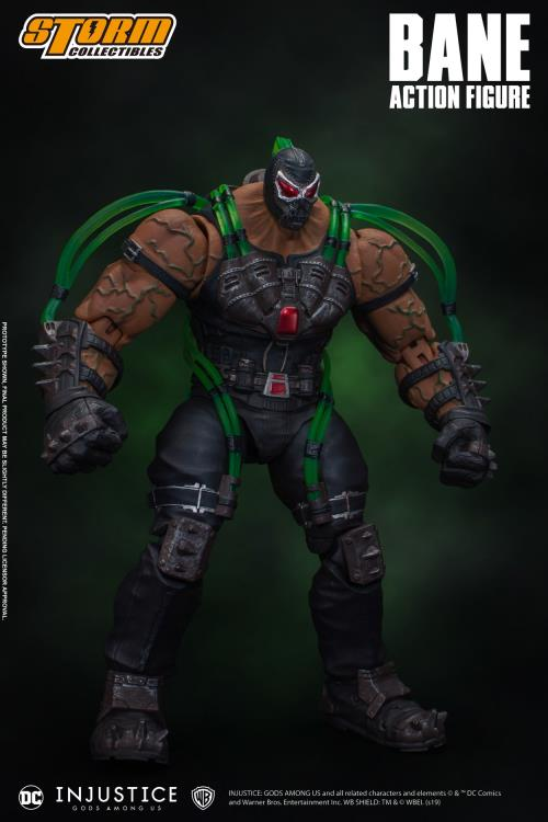 Storm Collectibles 1/12 - Injustice: Gods Among Us - Bane Pre-order
