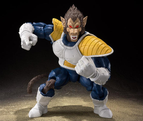 S, H. Figuarts Dragon Ball Z : Great Ape Vegeta Pre-order