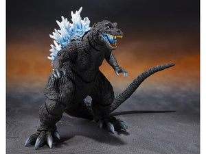 S. H. MonsterArts Godzilla Giant Monsters All-Out Attack - Godzilla (Heat Ray Ver.) Pre-order