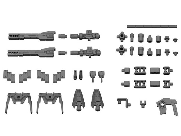 30 Minute Mission 1/144 #51 Option Parts 1 Accessory Set
