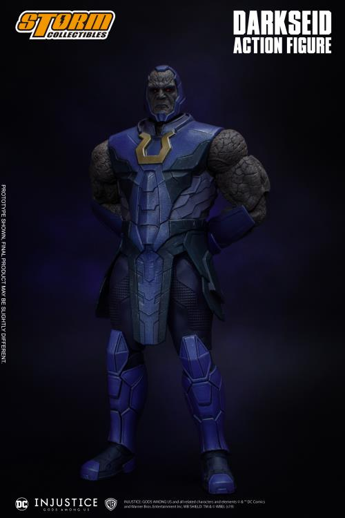 Storm Collectibles Injustice: Gods Among Us - Darkseid Pre-order