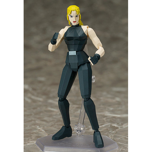 Figma Virtua Fighter : Sarah Bryant