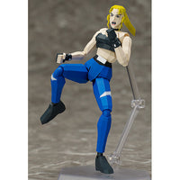 Figma Virtua Fighter: Sarah Bryant Player 2 Colors