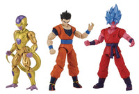 Dragon Ball Super Dragon Stars Figure Wave H Set of 3 with Kale Components