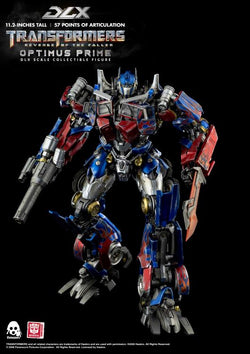 Threezero Transformers Revenge of the Fallen DLX - Optimus Prime Pre-order