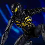 S. H. Figuarts Marvels Spiderman - Spiderman Anti-Ock Suit Tamashii Web Exclusive
