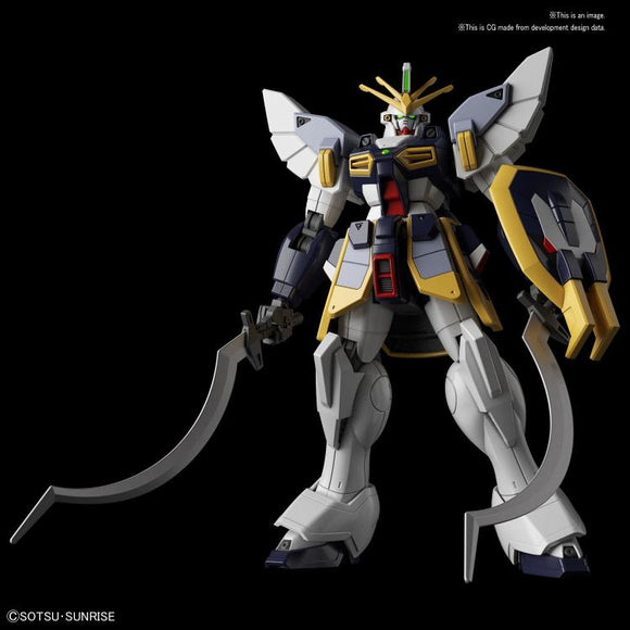 Gundam HGAC 1/144 Gundam Wing - Sandrock Model Kit