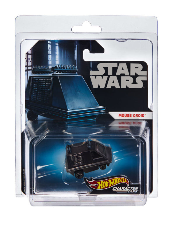 SDCC 2019 Hot Wheels Star Wars - Mouse Droid
