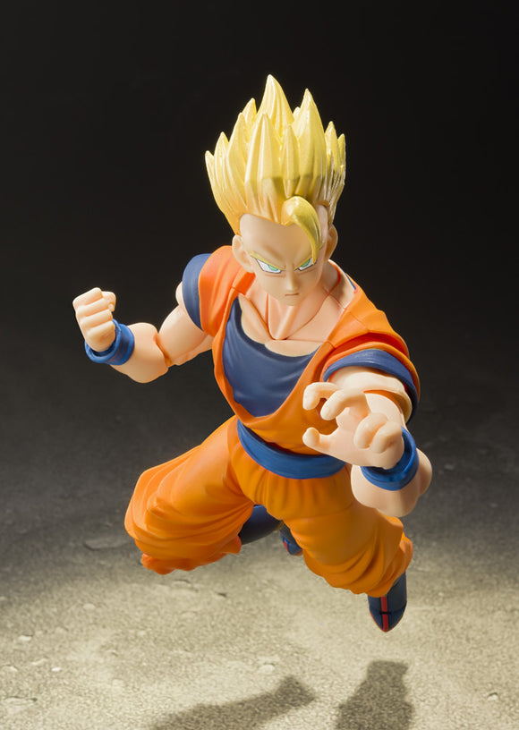 SDCC 2019 S. H. Figuarts Dragon Ball Z - Ultimate Son Gohan