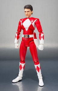 SDCC 2018 S. H. Figuarts Power Rangers - Red Ranger