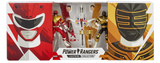 SDCC 2019 The Power Rangers Lightning Collection 6-Inch Mighty Morphin Red and Zeo Gold Ranger 2-Pack