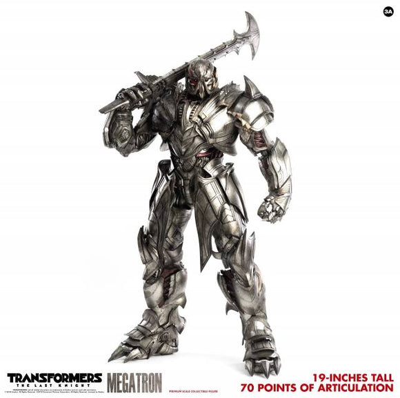 ThreeA Toys: Transformers: The Last Knight  - Megatron Pre-order