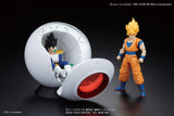 "Saiyan Space Pod ""Dragon Ball Z"", Bandai Figure-rise Mechanics"