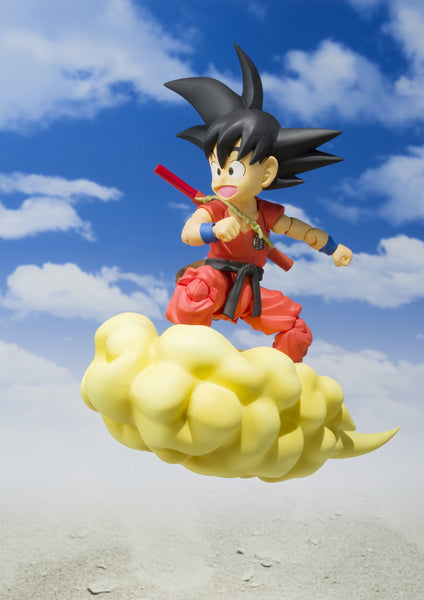 S. H. Figuarts Dragon Ball - Kid Goku