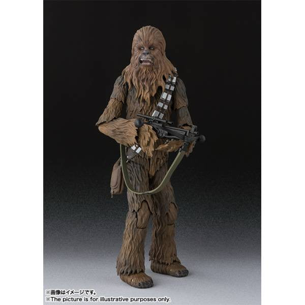 S.H. Figuarts STAR WARS A NEW HOPE - CHEWBACCA