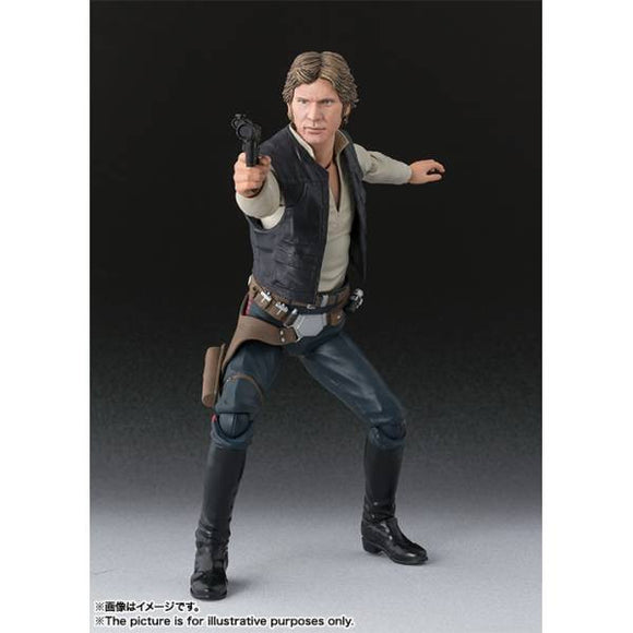 S. H. Figuarts Star Wars: A New Hope - Han Solo