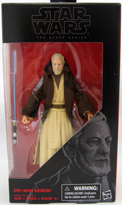 "Star Wars: The Black Series 6"" -  Obi-wan Kenobi"
