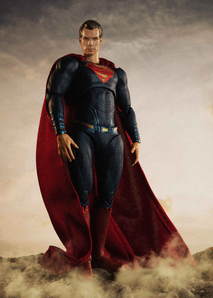 S. H. Figuarts Justice League - Superman