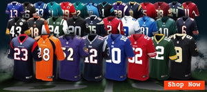 15% off custom jerseys at Sports Fan Studio